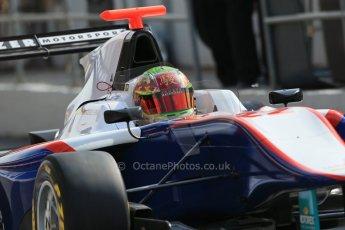 World © Octane Photographic Ltd. Saturday 10th May 2014. GP3 Qualifying – Circuit de Catalunya, Barcelona, Spain. Adderly Fong - Jenzer Motorsport. Digital Ref :