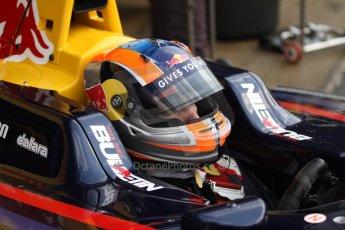 World © Octane Photographic Ltd. Sunday 11th May 2014. GP3 Race 2 – Circuit de Catalunya, Barcelona, Spain. Alex Lynn - Carlin. Digital Ref : 0940cb7d0457