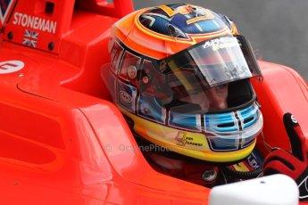 World © Octane Photographic Ltd. Sunday 11th May 2014. GP3 Race 2 – Circuit de Catalunya, Barcelona, Spain. Dean Stoneman - Marussia Manor Racing. Digital Ref : 0940cb7d0483