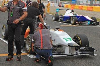 World © Octane Photographic Ltd. Sunday 11th May 2014. GP3 Race 2 – Circuit de Catalunya, Barcelona, Spain. Ivan Taranov - Hilmer Motorsport. Digital Ref : 0940cb7d4705