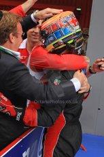 World © Octane Photographic Ltd. Sunday 11th May 2014. GP3 Race 2 – Circuit de Catalunya, Barcelona, Spain. Dean Stoneman - Marussia Manor Racing. Digital Ref : 0940cb7d4714