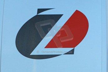 World © Octane Photographic Ltd. World Series by Renault collective test, Jerez de la Frontera, March 24th 2014. Zeta Corse team logo. Digital Ref : 0897cb1d4440