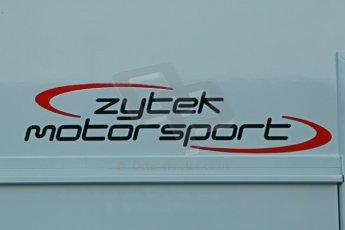 World © Octane Photographic Ltd. World Series by Renault collective test, Jerez de la Frontera, March 24th 2014. Zytek motorsport logo Digital Ref : 0897cb1d4446