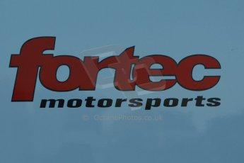 World © Octane Photographic Ltd. World Series by Renault collective test, Jerez de la Frontera, March 24th 2014. Fortec Motorsports logo. Digital Ref : 0897cb1d4456