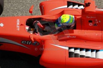 World © Octane Photographic Ltd. World Series by Renault collective test, Jerez de la Frontera, March 24th 2014. Arden Motorsport – William Buller. Digital Ref : 0897cb1d4583