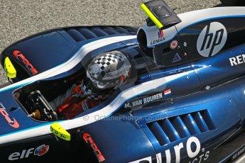 World © Octane Photographic Ltd. World Series by Renault collective test, Jerez de la Frontera, March 24th 2014. Pons Racing – Meindert van Buuren. Digital Ref : 0897cb1d4660
