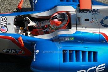 World © Octane Photographic Ltd. World Series by Renault collective test, Jerez de la Frontera, March 24th 2014. International Draco Racing – Pietro Fantin. Digital Ref : 0897cb1d4671