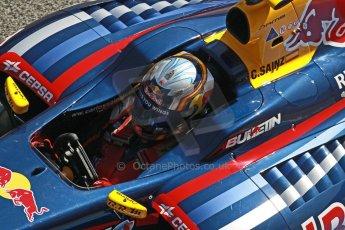 World © Octane Photographic Ltd. World Series by Renault collective test, Jerez de la Frontera, March 24th 2014. DAMS - Carlos Sainz jnr. Digital Ref : 0897cb1d4694