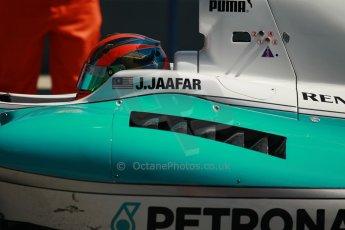 World © Octane Photographic Ltd. World Series by Renault collective test, Jerez de la Frontera, March 24th 2014. ISR – Jazeman Jaafar. Digital Ref : 0897cb1d4780