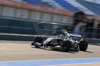 World © Octane Photographic Ltd. World Series by Renault collective test, Jerez de la Frontera, March 24th 2014. Pons Racing – Meindert van Buuren. Digital Ref : 0897lb1d7401