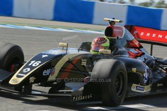 rld © Octane Photographic Ltd. World Series by Renault collective test, Jerez de la Frontera, March 24th 2014. Lotus – Matthieu Vaxiviere. Digital Ref : 0897lb1d7640