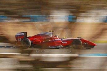World © Octane Photographic Ltd. World Series by Renault collective test, Jerez de la Frontera, March 25th 2014. Zeta Corse. – Roberto Merhi Digital Ref : 0898cb1d6735