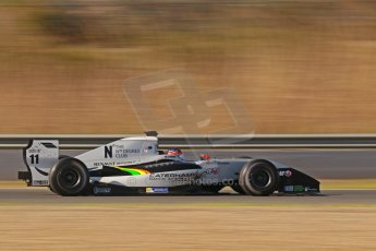 World © Octane Photographic Ltd. World Series by Renault collective test, Jerez de la Frontera, March 25th 2014. Strakka Racing – Will Stevens. Digital Ref : 0898cb1d6846