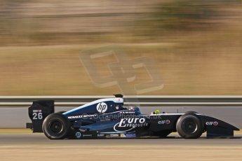 World © Octane Photographic Ltd. World Series by Renault collective test, Jerez de la Frontera, March 25th 2014. Pons Racing – Meindert van Buuren. Digital Ref : 0898cb1d6867