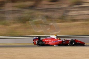 World © Octane Photographic Ltd. World Series by Renault collective test, Jerez de la Frontera, March 25th 2014. Zeta Corse. – Roberto Merhi Digital Ref : 0898cb1d6891
