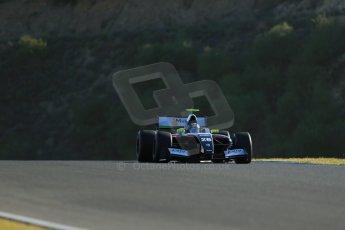 World © Octane Photographic Ltd. World Series by Renault collective test, Jerez de la Frontera, March 25th 2014. Pons Racing – Meindert van Buuren. Digital Ref : 0898lb1d7942