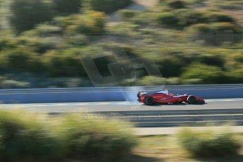 World © Octane Photographic Ltd. World Series by Renault collective test, Jerez de la Frontera, March 25th 2014. Zeta Corse. – Roberto Merhi Digital Ref : 0898lb1d8191