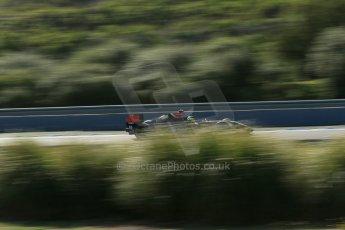World © Octane Photographic Ltd. World Series by Renault collective test, Jerez de la Frontera, March 25th 2014. Lotus – Matthieu Vaxiviere. Digital Ref : 0898lb1d8289