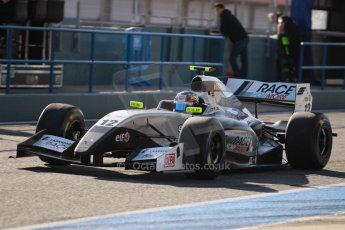 World © Octane Photographic Ltd. World Series by Renault collective test, Jerez de la Frontera, March 26th 2014. Strakka Racing – Matias Laine. Digital Ref : 0899cb1d7046