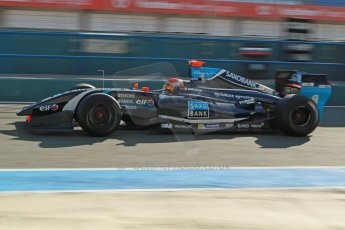 World © Octane Photographic Ltd. World Series by Renault collective test, Jerez de la Frontera, March 26th 2014. Tech 1 Racing – Marco Sorensen. Digital Ref : 0899cb1d7098