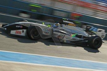 World © Octane Photographic Ltd. World Series by Renault collective test, Jerez de la Frontera, March 26th 2014. Strakka Racing – Matias Laine. Digital Ref : 0899cb1d7108