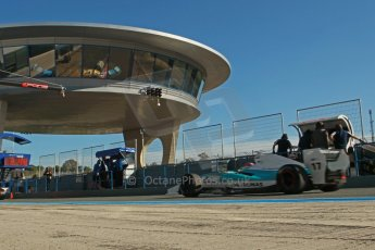 World © Octane Photographic Ltd. World Series by Renault collective test, Jerez de la Frontera, March 26th 2014. ISR – Jazeman Jaafar. Digital Ref : 0899cb1d7167