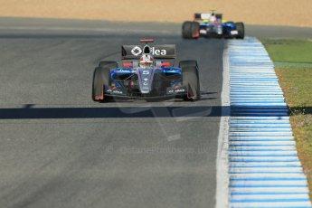 World © Octane Photographic Ltd. World Series by Renault collective test, Jerez de la Frontera, March 26th 2014. International Draco Racing – Pietro Fantin. Digital Ref : 0899lb1d8456
