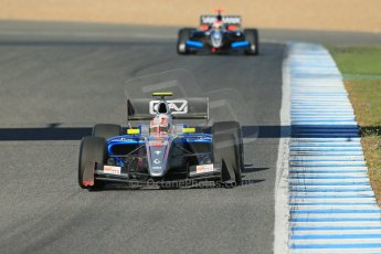 World © Octane Photographic Ltd. World Series by Renault collective test, Jerez de la Frontera, March 26th 2014. International Draco Racing – Luca Ghiotto. Digital Ref : 0899lb1d8467