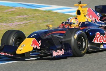 World © Octane Photographic Ltd. World Series by Renault collective test, Jerez de la Frontera, March 26th 2014. Arden Motorsport – Pierre Gasly. Digital Ref : 0899lb1d8682