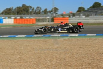 World © Octane Photographic Ltd. World Series by Renault collective test, Jerez de la Frontera, March 26th 2014. Lotus – Marlon Stockinger. Digital Ref : 0899lb1d9058