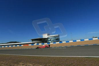 World © Octane Photographic Ltd. World Series by Renault collective test, Jerez de la Frontera, March 26th 2014. Zeta Corse. – Roberto Merhi Digital Ref : 0899lb1d9083