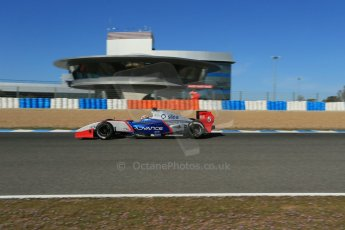 World © Octane Photographic Ltd. World Series by Renault collective test, Jerez de la Frontera, March 26th 2014. International Draco Racing – Pietro Fantin. Digital Ref : 0899lb1d9209