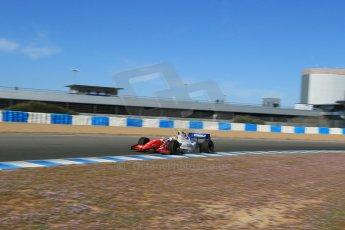 World © Octane Photographic Ltd. World Series by Renault collective test, Jerez de la Frontera, March 26th 2014. Strakka Racing – Will Stevens. Digital Ref : 0899lb1d9279