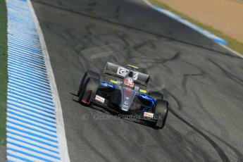 World © Octane Photographic Ltd. World Series by Renault collective test, Jerez de la Frontera, March 26th 2014. International Draco Racing – Luca Ghiotto. Digital Ref : 0899lb1d9630