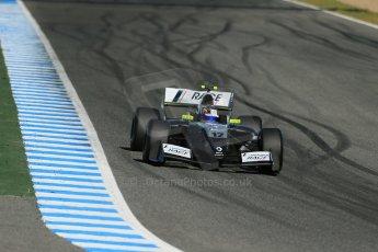 World © Octane Photographic Ltd. World Series by Renault collective test, Jerez de la Frontera, March 26th 2014. Strakka Racing – Matias Laine. Digital Ref : 0899lb1d9649