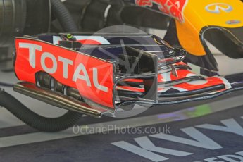 World © Octane Photographic Ltd. Infiniti Red Bull Racing RB11. Friday 27th November 2015, F1 Abu Dhabi Grand Prix, Practice 1, Yas Marina. Digital Ref: 1477CB1L4753