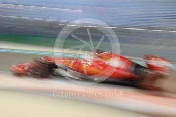 World © Octane Photographic Ltd. Scuderia Ferrari SF15-T– Sebastian Vettel. Friday 27th November 2015, F1 Abu Dhabi Grand Prix, Practice 2, Yas Marina. Digital Ref: 1478CB7D2120