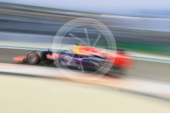World © Octane Photographic Ltd. Infiniti Red Bull Racing RB11 – Daniel Ricciardo. Friday 27th November 2015, F1 Abu Dhabi Grand Prix, Practice 2, Yas Marina. Digital Ref: 1478CB7D2127