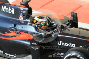 World © Octane Photographic Ltd. Friday 27th November 2015. ART Grand Prix – Stoffel Vandoorne. GP2 Practice, Yas Marina, Abu Dhabi. Digital Ref. : 1476CB1L4916