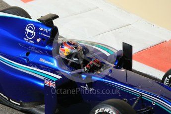 World © Octane Photographic Ltd. Friday 27th November 2015. Carlin – Dean Stoneman. GP2 Practice, Yas Marina, Abu Dhabi. Digital Ref. : 1476CB1L4944