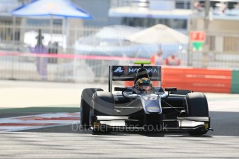 World © Octane Photographic Ltd. Friday 27th November 2015. Russian Time – Artem Markelov. GP2 Practice, Yas Marina, Abu Dhabi. Digital Ref. : 1476LB1D5644