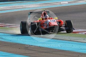 World © Octane Photographic Ltd. Friday 27th November 2015. Arden International – Emil Bernstorff. GP3 Qualifying - Yas Marina, Abu Dhabi. Digital Ref. : 1479CB1L5540