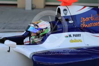 World © Octane Photographic Ltd. Friday 27th November 2015. Koiranen GP – Matthew Parry. GP3 Practice - Yas Marina, Abu Dhabi. Digital Ref. : 1475CB1L4437