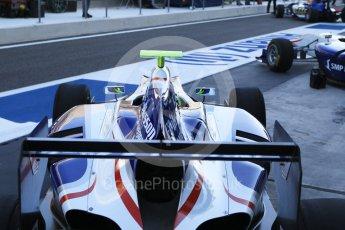 World © Octane Photographic Ltd. Friday 27th November 2015. Koiranen GP – Jimmy Eriksson. GP3 Practice - Yas Marina, Abu Dhabi. Digital Ref. : 1475CB7D1471