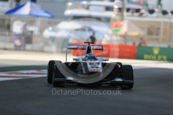 World © Octane Photographic Ltd. Friday 27th November 2015. Campos Racing – Zaid Ashkanani. GP3 Practice - Yas Marina, Abu Dhabi. Digital Ref. : 1475LB1D5100