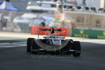 World © Octane Photographic Ltd. Friday 27th November 2015. Campos Racing – Alex Palou. GP3 Practice - Yas Marina, Abu Dhabi. Digital Ref. : 1475LB1D5104