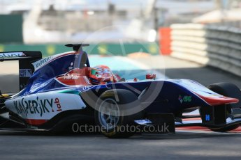 World © Octane Photographic Ltd. Friday 27th November 2015. Carlin – Antonio Fuoco. GP3 Practice - Yas Marina, Abu Dhabi. Digital Ref. : 1475LB1D5281