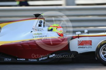 World © Octane Photographic Ltd. Friday 27th November 2015. Campos Racing – Alex Palou. GP3 Practice - Yas Marina, Abu Dhabi. Digital Ref. : 1475LB1D5358