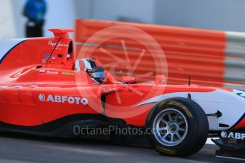 World © Octane Photographic Ltd. Friday 27th November 2015. Arden International – Aleksander Bosak. GP3 Practice - Yas Marina, Abu Dhabi. Digital Ref. : 1475LB1D5433