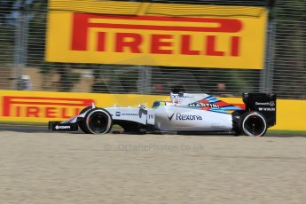 World © Octane Photographic Ltd. Williams Martini Racing FW37 – Felipe Massa. Friday 13th March 2015, F1 Australian GP Practice 1, Melbourne, Albert Park, Australia. Digital Ref: 1200LW1L5865
